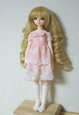 ピンク服のレイラ